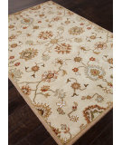 RugStudio presents Addison And Banks Hand Tufted Abr1369 Soft Gold Hand-Tufted, Good Quality Area Rug