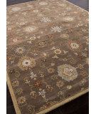 RugStudio presents Addison And Banks Hand Tufted Abr1370 Gray Brown Hand-Tufted, Good Quality Area Rug