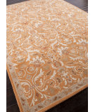 RugStudio presents Addison And Banks Hand Tufted Abr1371 Amber Glow Hand-Tufted, Good Quality Area Rug