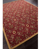 RugStudio presents Addison And Banks Hand Tufted Abr0576 Red Hand-Tufted, Better Quality Area Rug