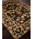 RugStudio presents Addison And Banks Hand Tufted Abr1381 Deep Charcoal Hand-Tufted, Good Quality Area Rug
