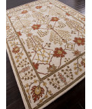RugStudio presents Addison And Banks Hand Tufted Abr1384 Antique White Hand-Tufted, Good Quality Area Rug