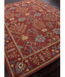 RugStudio presents Addison And Banks Hand Tufted Abr1388 Soft Coral Hand-Tufted, Good Quality Area Rug