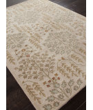 RugStudio presents Addison And Banks Hand Tufted Abr0593 Dark Ivory / Soft Gold Hand-Tufted, Better Quality Area Rug