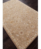 RugStudio presents Addison And Banks Hand Tufted Abr0601 Tan Hand-Tufted, Better Quality Area Rug