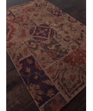 RugStudio presents Addison And Banks Hand Tufted Abr0001 Cocoa Brown Hand-Tufted, Better Quality Area Rug