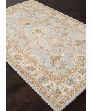 RugStudio presents Addison And Banks Hand Tufted Abr1396 Sky Blue Hand-Tufted, Good Quality Area Rug