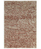 RugStudio presents Addison And Banks Triumph Pswl-05 Vanilla Ice / Orange Woven Area Rug