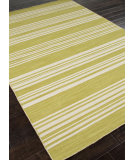 RugStudio presents Addison And Banks Flat Weave Abr0607 Lime Green Flat-Woven Area Rug