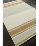 RugStudio presents Addison And Banks Flat Weave Abr0610 Fog / Light Gold Flat-Woven Area Rug