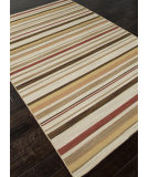RugStudio presents Addison And Banks Flat Weave Abr0626 Silver Flat-Woven Area Rug