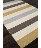 RugStudio presents Addison And Banks Flat Weave Abr0629 Black Coffee / Golden Olive Flat-Woven Area Rug