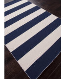 RugStudio presents Rugstudio Sample Sale 81937R Medieval Blue / White Ice Flat-Woven Area Rug