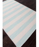 RugStudio presents Rugstudio Sample Sale 81940R Aqua Sky Flat-Woven Area Rug