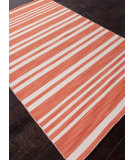 RugStudio presents Addison And Banks Flat Weave Abr0638 Poppy Flat-Woven Area Rug