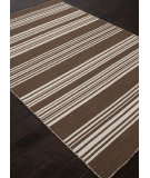 RugStudio presents Addison And Banks Flat Weave Abr1399 Cocoa Brown Flat-Woven Area Rug