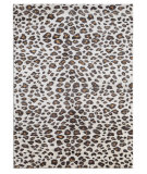 RugStudio presents Addison And Banks Triumph Px-1845 White Hand-Knotted, Good Quality Area Rug