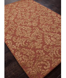 RugStudio presents Addison And Banks Hand Tufted Abr0647 Classic Rust Hand-Tufted, Best Quality Area Rug
