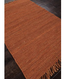 RugStudio presents Addison And Banks Flat Weave Abr0651 Red Orange Flat-Woven Area Rug