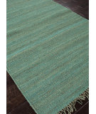 RugStudio presents Addison And Banks Flat Weave Abr0653 Cool Aqua Flat-Woven Area Rug