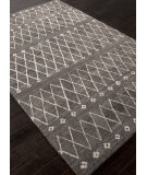 RugStudio presents Addison And Banks Hand Tufted Abr1410 Charcoal Slate Hand-Tufted, Best Quality Area Rug