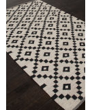 RugStudio presents Addison And Banks Flat Weave Abr1434 Antique White Flat-Woven Area Rug