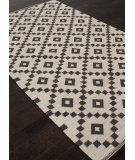 RugStudio presents Addison And Banks Flat Weave Abr1436 Antique White Flat-Woven Area Rug