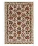 RugStudio presents Addison And Banks Poeme Lautrec Dark Ivory Hand-Tufted, Good Quality Area Rug