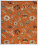 RugStudio presents Addison And Banks Triumph Tra-306 Dark Amber Gold Hand-Tufted, Good Quality Area Rug