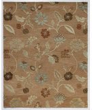 RugStudio presents Addison And Banks Triumph Tra-306 Light Peach Hand-Tufted, Good Quality Area Rug