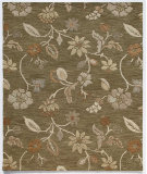 RugStudio presents Addison And Banks Triumph Tra-306 Olive Hand-Tufted, Good Quality Area Rug