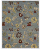 RugStudio presents Addison And Banks Triumph Tra-306 Sea Blue Hand-Tufted, Good Quality Area Rug