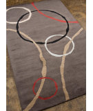 RugStudio presents Addison And Banks Hand Tufted Abr0684 Liquorice Hand-Tufted, Good Quality Area Rug