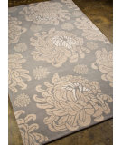 RugStudio presents Addison And Banks Hand Tufted Abr0686 Gray Brown Hand-Tufted, Good Quality Area Rug