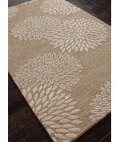 RugStudio presents Addison And Banks Hand Tufted Abr0688 Medium Brown Hand-Tufted, Good Quality Area Rug