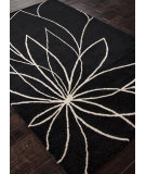RugStudio presents Addison And Banks Hand Tufted Abr0690 Ebony Hand-Tufted, Good Quality Area Rug