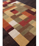 RugStudio presents Rugstudio Sample Sale 82316R Soft Coral Hand-Tufted, Good Quality Area Rug