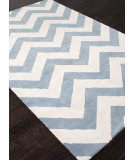 RugStudio presents Addison And Banks Hand Tufted Abr1454 Milky Blue Hand-Tufted, Good Quality Area Rug