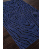 RugStudio presents Addison And Banks Hand Tufted Abr1457 Deep Navy Hand-Tufted, Good Quality Area Rug