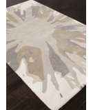 RugStudio presents Addison And Banks Hand Tufted Abr1459 White Hand-Tufted, Good Quality Area Rug