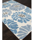 RugStudio presents Rugstudio Sample Sale 103944R White Hand-Tufted, Good Quality Area Rug