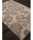 RugStudio presents Addison And Banks Hand Tufted Abr1467 Silver Gray Hand-Tufted, Good Quality Area Rug