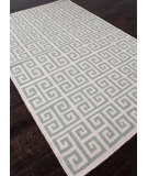 RugStudio presents Addison And Banks Flat Weave Abr0711 Light Turquoise Flat-Woven Area Rug