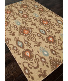 RugStudio presents Addison And Banks Flat Weave Abr0479 Tan Flat-Woven Area Rug