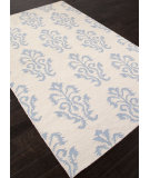 RugStudio presents Addison And Banks Flat Weave Abr1478 White Flat-Woven Area Rug