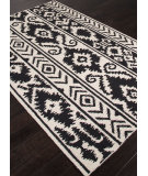 RugStudio presents Addison And Banks Flat Weave Abr1481 White Flat-Woven Area Rug