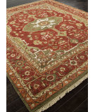 RugStudio presents Addison And Banks Hand Knotted Abr1484 Cayenne Hand-Knotted, Good Quality Area Rug