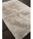 RugStudio presents Addison And Banks Shag Abr1493 White Area Rug