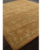 RugStudio presents Addison And Banks Hand Knotted Abr1498 Pumpkin Hand-Knotted, Good Quality Area Rug