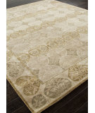 RugStudio presents Addison And Banks Hand Knotted Abr1502 Dark Ivory Hand-Knotted, Good Quality Area Rug
